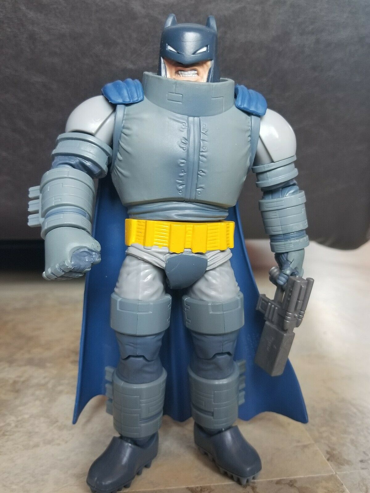 Loose DC DC DC Dark Knight Armored Batman AND Superman Battle Set - Pre- Owned d6ff74
