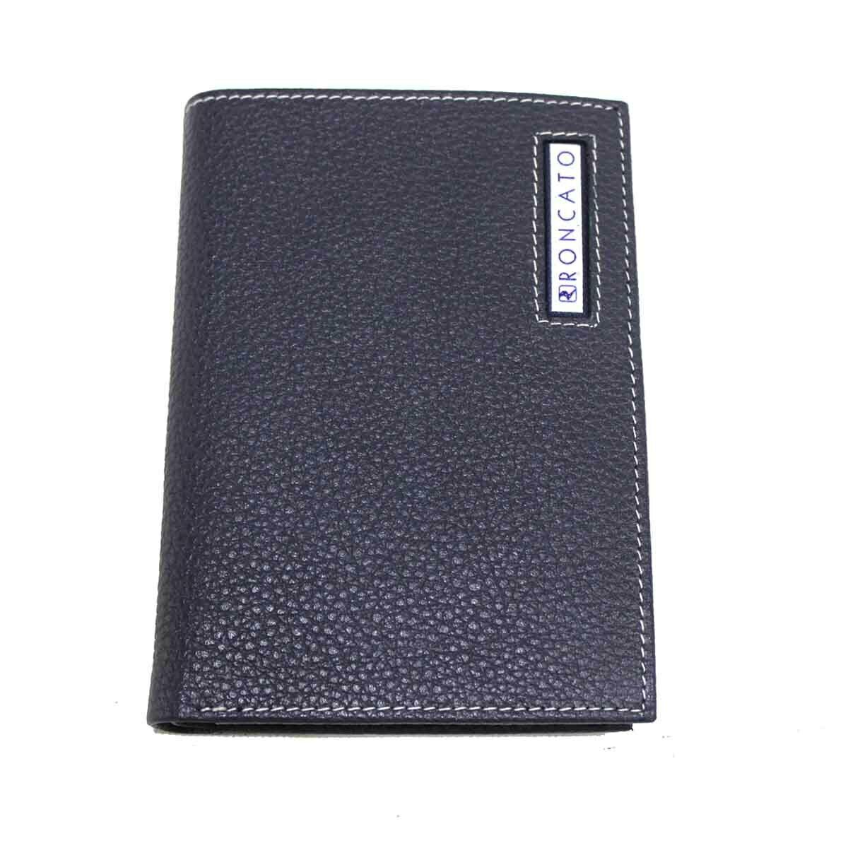 Men's Small Vertical Wallet In Leather Coin Pocket Credit Cards Banknotes Holder