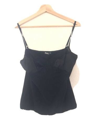 Dolce & Gabbana Tank Top Bustier Lace Made in Chin