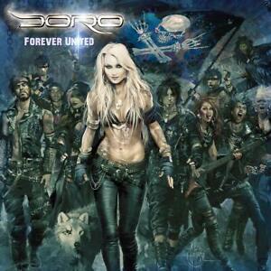 DORO-Forever-United-2018-9-track-CD-album-NEW-SEALED