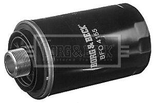 Borg-amp-Beck-Filtro-de-aceite-BFO4155-Totalmente-Nuevo-Original-5-Ano-De-Garantia