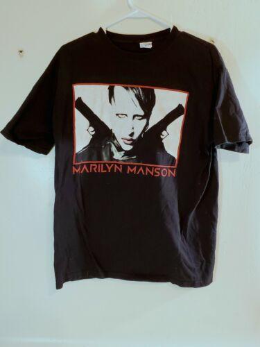 Marilyn Manson Shirt Large