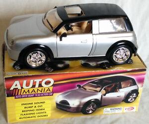 Auto Mania Mini Bump N Go Toy Car Model 5022896760214 Ebay