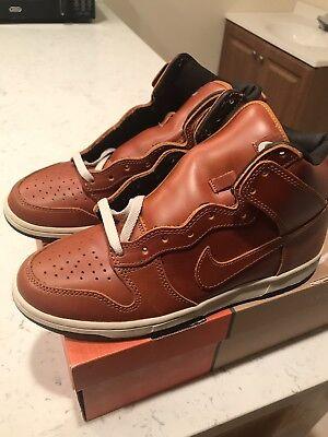 Vintage 2003 Nike Dunk High Premium