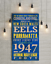 PERSONALISED-PRINT-STRETCHED-CANVAS-EELS-PARRAMATTA-NRL-FOOTY-GIFT-FOOTBALL-FUN thumbnail 1
