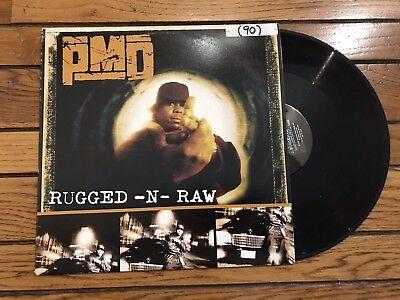 Pmd Rugged N Raw Og Promo 1996 12 Das Efx Oop Rare Htf Nfa Ebay