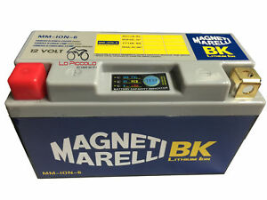 MM-ION-6 BATTERIA LITIO YT12B-BS DUCATI Multistrada 1000 2006 MAGNETI MARELLI Y