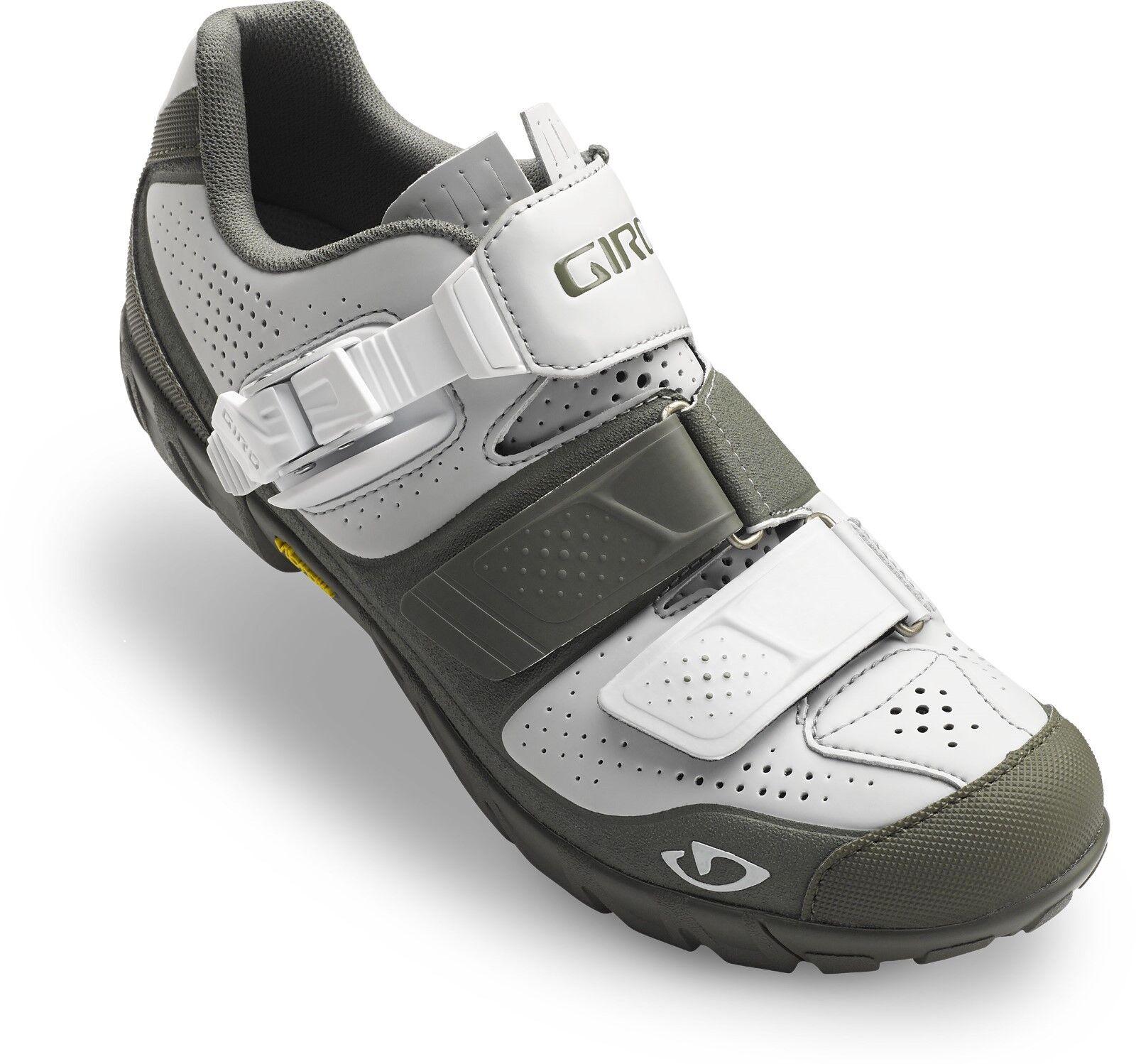 Para Mujer Giro Terradura Glacier gris  Tamaño 6.5US 37.5EU, 5US 36EU Zapatos de ciclismo  barato en alta calidad