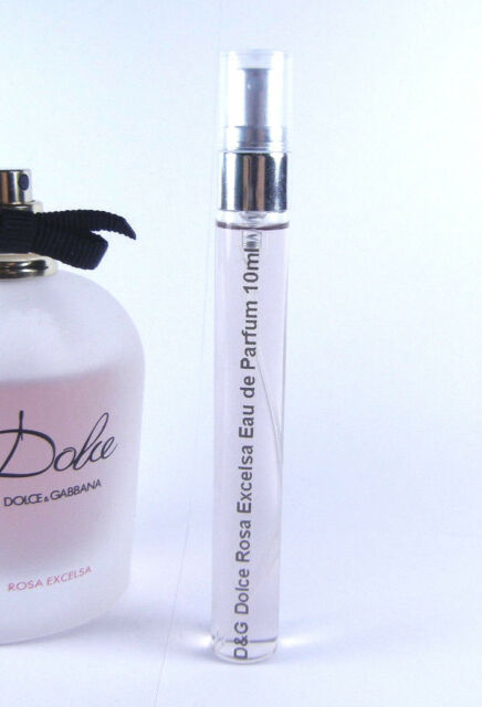 Rosa Travel Sample 10ml Edp Gabbana 0 Excelsa 33oz De Parfum Dolceamp; Spray Eau NOvnP0mwy8