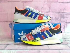 ADIDAS-Originals-SL-andrifge-Donna-Multicolore-Scarpe-da-ginnastica-palestra-sport