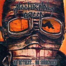 Nocturnal Breed - No Retreat... No Surrender ++ CD ++ NEU !!