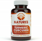 1600mg Organic Turmeric Curcumin Bioperine and Black Pepper Non-gmo