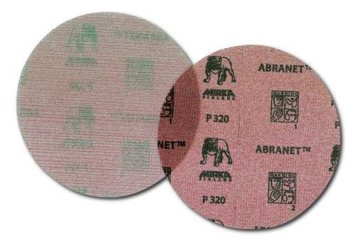 Mirka ABRANET 150mm Grip Schleifscheiben Schleifpapier 50 Stk.