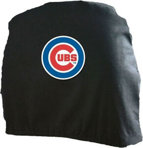 Image Is Loading Chicago Cubs Auto Head Rest Covers 2 Pack