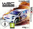 WRC: FIA World Rally Championship (Nintendo 3DS, 2014, Keep Case)