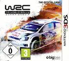 WRC: FIA World Rally Championship (Nintendo 3DS, 2014, Keep Case)