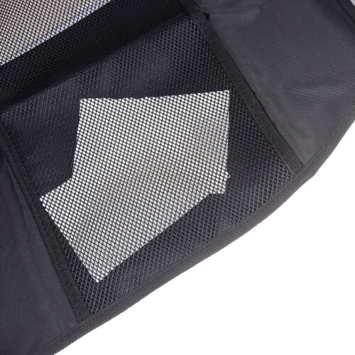 Car seat back protector cover kids kick clean mat protects storage bags YJ