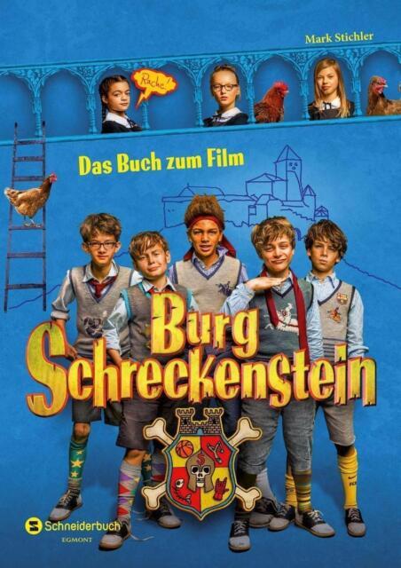 Burg Schreckenstein - Das Buch zum Film von Mark Stichler (2016, Gebundene...
