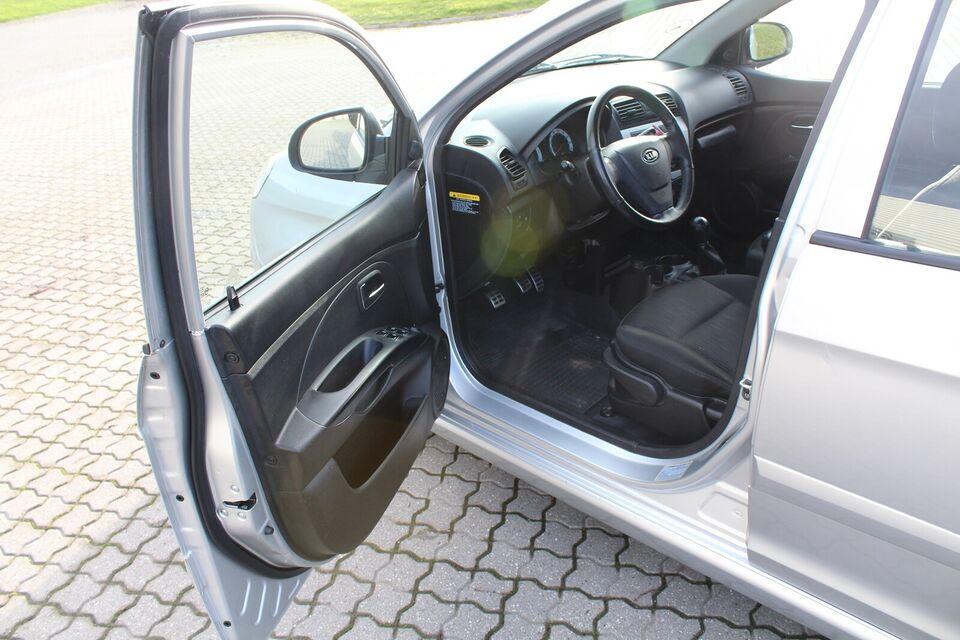 Kia Picanto, 1,1 Exclusive, Benzin