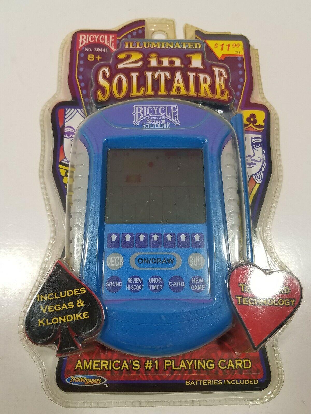 Bicicleta iluminado touch pad 2 en 1 solitario   30441 Totalmente Nuevo Sellado 2006