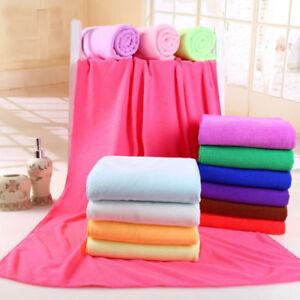 Microfiber-Bath-Towels-70x140cm-Absorbent-Fiber-Beach-Drying-Washcloth-Shower