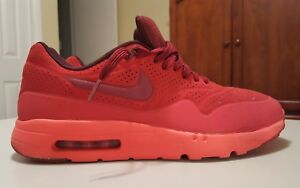save off c91dd 97ce4 Image is loading Nike-Air-Max-1-Ultra-Moire-705297-600-