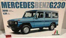 Neu Italeri 3640-1//24 Mercedes-Benz G230