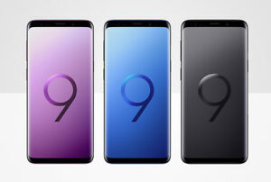 Samsung-Galaxy-S9-Unlocked-Wireless-Android-Smartphone-Blue-Purple-Black-64GB