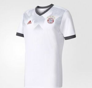 6fcc5dbef59803 Adidas Men s FC Bayern Munich Home Pre-Match Jersey Football Shirt ...