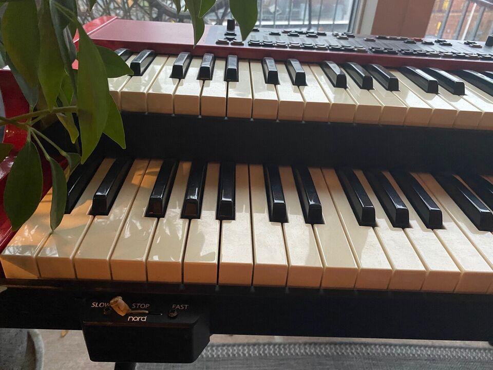 Fantastisk Clavia C1 Organ + Flightcase