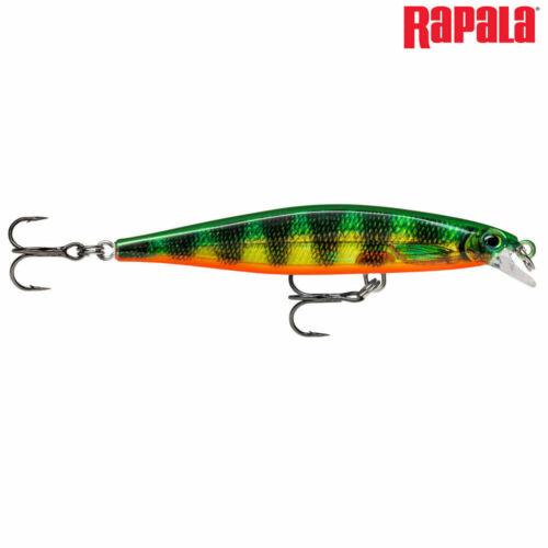 Rapala Shadow Rap 7cm 5g Wobbler Farbe zur Auswahl Kunstköder Raubfischköder