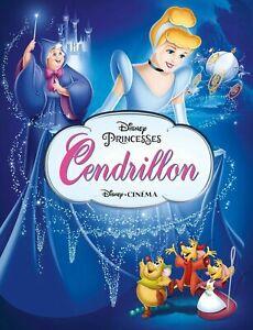 Cendrillon-DISNEY-Cinema-Album-illustre-pour-enfants