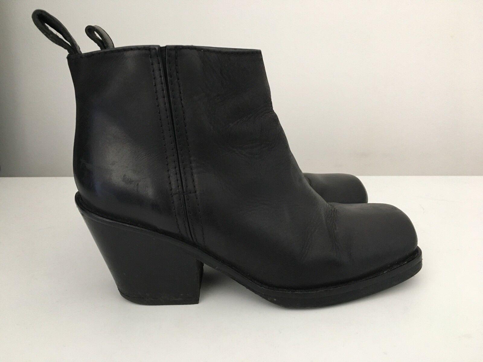 Acne Rider Stiefel 37/4 Günstige und gute Schuhe
