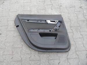 Audi-A6-4F-C6-Pannello-Porta-Posteriore-Sinistra-4F0867305K-Tessuto-Soul