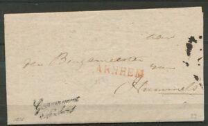 GEKAPT-DEPARTEMENT-ARNHEM-k-21-z-n-OP-GEDRUKTE-BRIEF-28-FEB-1816-HUMMELO-ZG009
