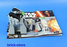 LEGO STAR WARS 75132 / PRIMER ORDER TURBOBLÁSTER PISTOLA TRUM