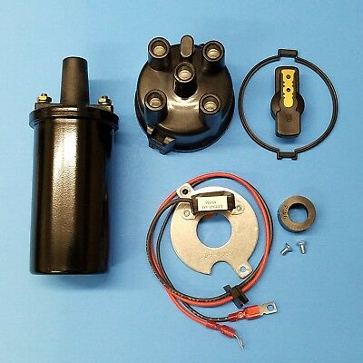 Wisconsin VH4D W4 1770 VG4D V465D Electronic Distributor Repair Kit With Coil EBay