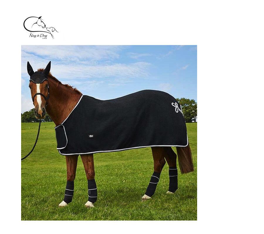 Deluxe HORSE PONY SHOW TRAVEL FLEECE RUG RUG RUG 5'-7'0