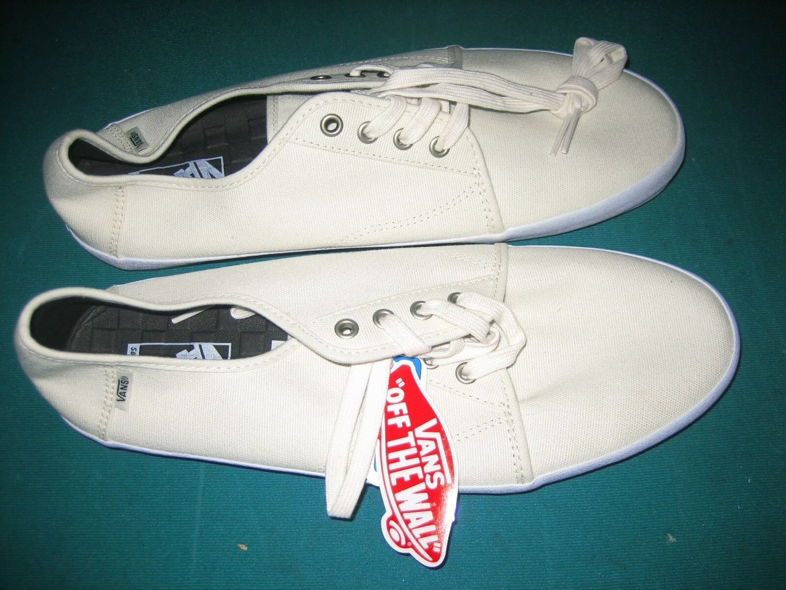 New Mesa with Tags Vans Costa Mesa New Marshmallow Off White Mens Size 13 1ed936