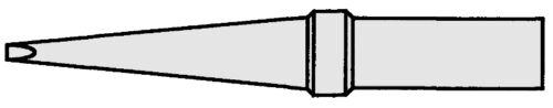 FE50 Weller ET-K Lötspitze meißelförmig für Lötkolben LR21 WECP-20 ETK