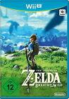 The Legend Of Zelda: Breath Of The Wild (Nintendo Wii U, 2017, DVD-Box)