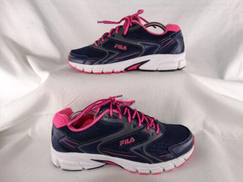 Fila 9 Navy Damen Extent Eu 40 weiß 3 Runner Us pink Laufschuhe rwrTXP