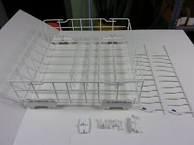 Does Not Come With Tines W10134647 Whirlpool Dishwasher Dishrack OEM W10134647