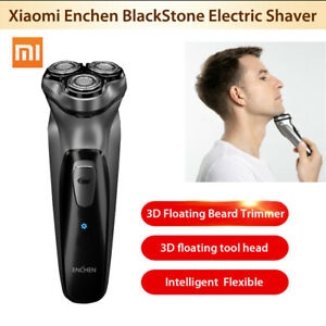 Xiaomi-3D-Electric-Shaver-BlackStone-Electric-Razor-Washable-Beard-Trimmer-GG