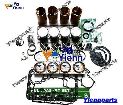 v2003 v2003t overhaul rebuild kit for kubota engine bobcat