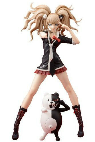 Used Super Danganronpa 2 Enoshima Junko Non-scale Figure Japan Genuine