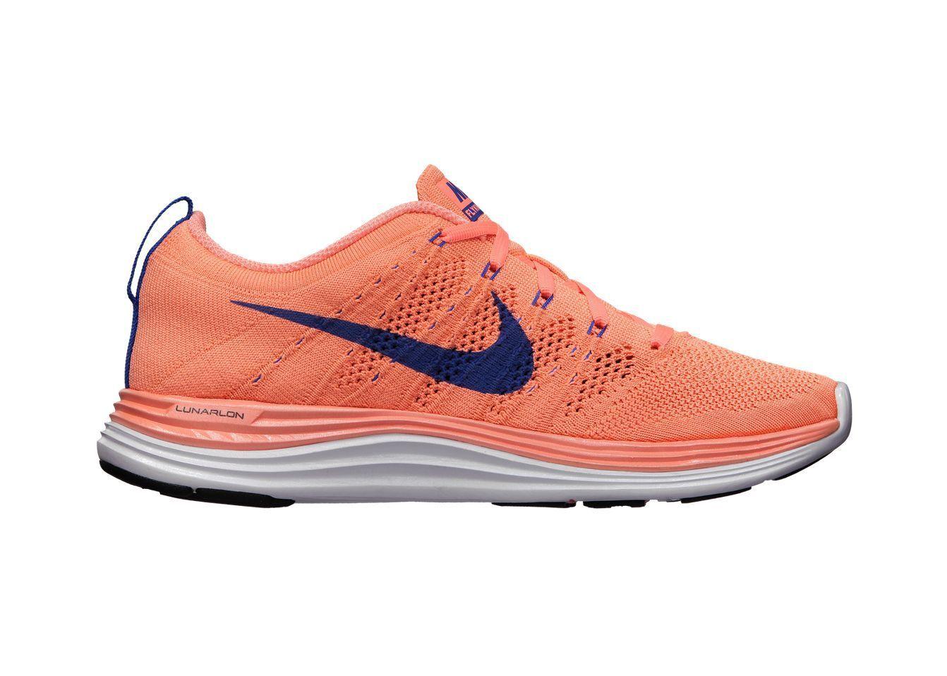 Nike Flyknit Flyknit Flyknit  Women's Running shoes 554888 641 size 9.5 PINK blueE BARBIE 551987