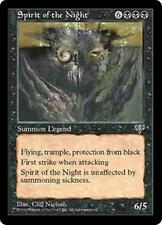 SPIRIT OF THE NIGHT Mirage MTG Black Creature — Demon Spirit RARE