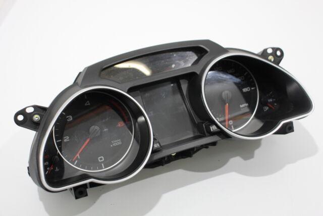 Audi A5 8T Groupe d'instruments diesel 8T0920981B