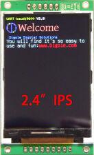 "2.4"" Serial:UART/I2C/SPI IPS Super TFT 320x240 Display Module for Arduino"